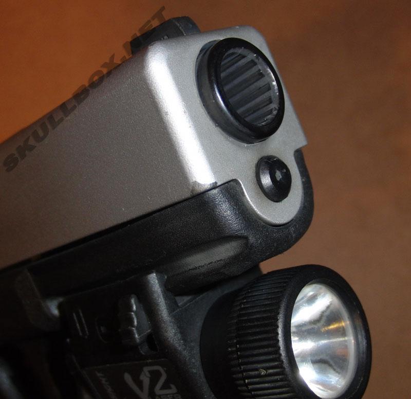 Glock Slide Duracoat